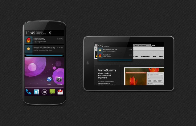 homesoftly-screenshot-pad
