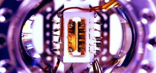 ion programmable module for quantum computing