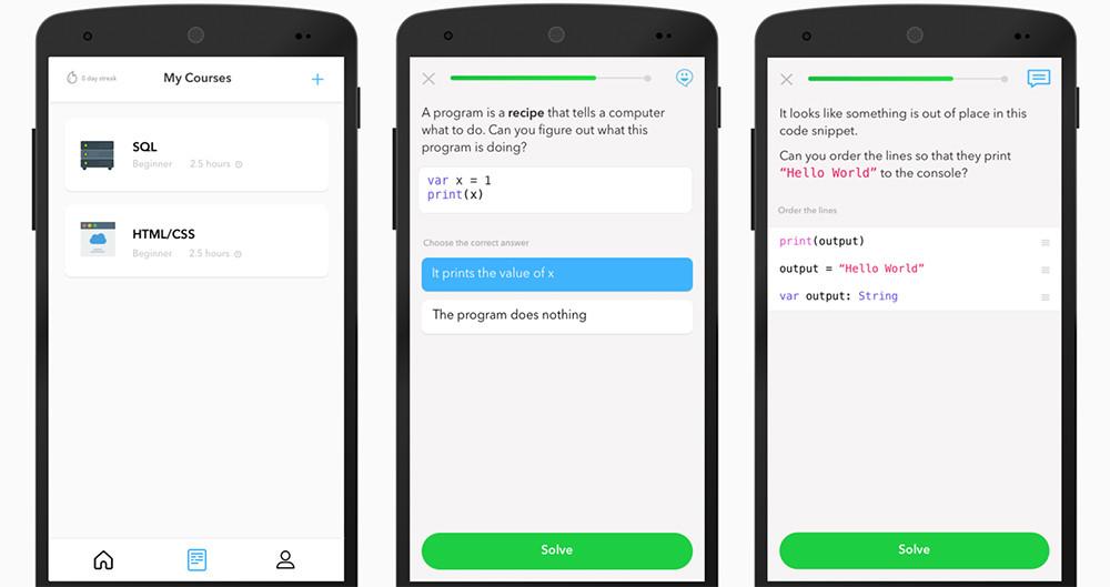 Duolingo programming