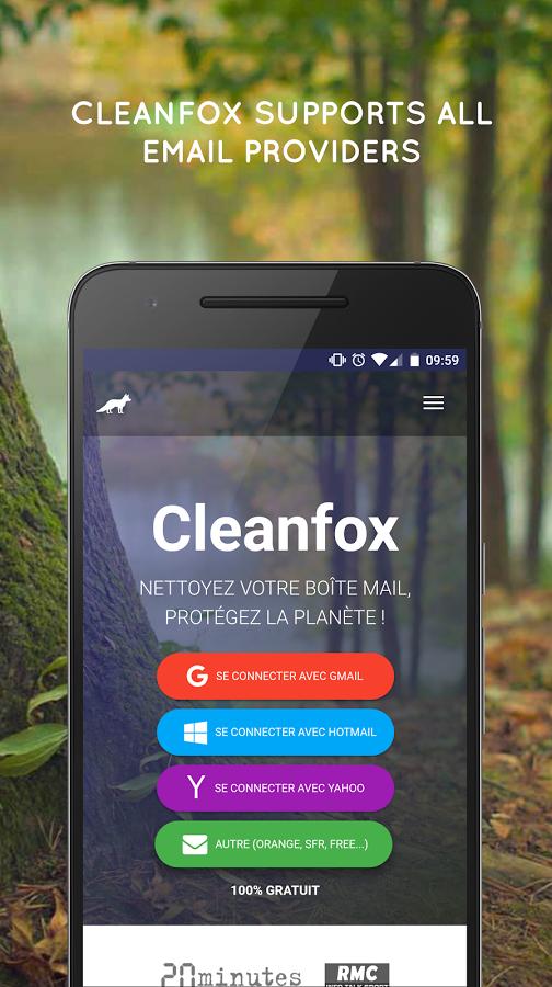 Cleanfox