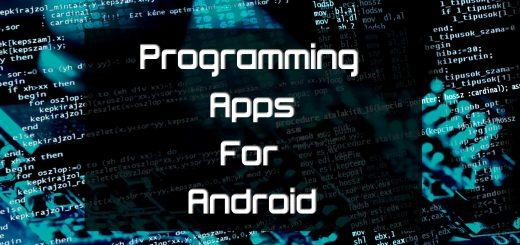 programming apps for Android