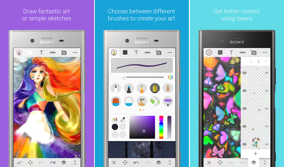 draw on your Android tablet