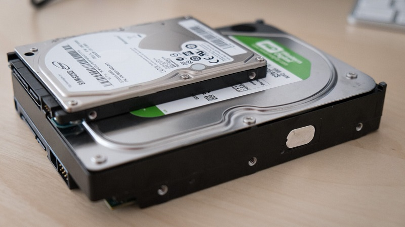 Types of hard drives